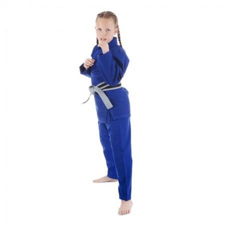 Tatami Kimono/Gi do BJJ dla Dzieci Roots Niebieskie 4