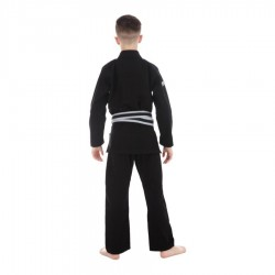 Tatami Kimono/Gi do BJJ dla Dzieci Roots Czarne 1
