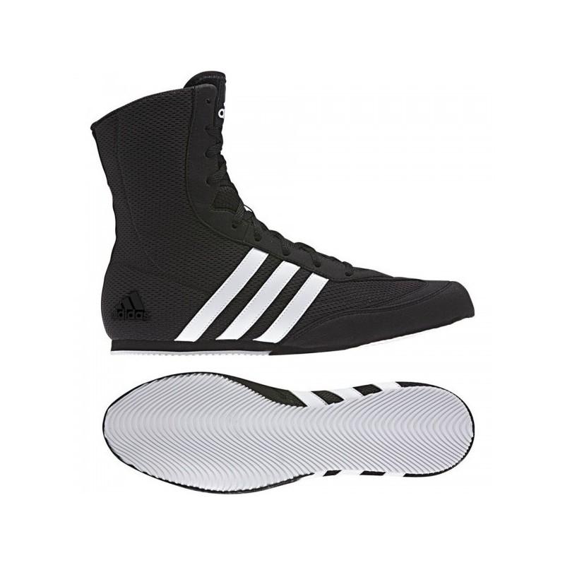 Adidas Buty Bokserskie Box Hog II Czarne
