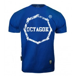 Octagon T-shirt Logo Smash...