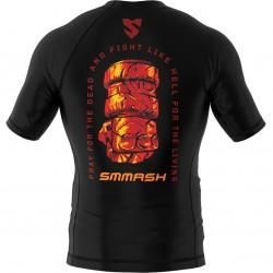 Smmash Rashguard Hellion Krótki Rękaw 1