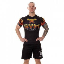 Poundout Rashguard Gym Over