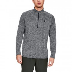Under Armour Bluza Tech 2.0 1/2 Zip Szary Melanż 1