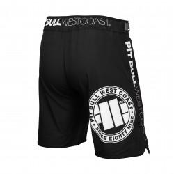 Pitbull Spodenki MMA Joker Czarne 1