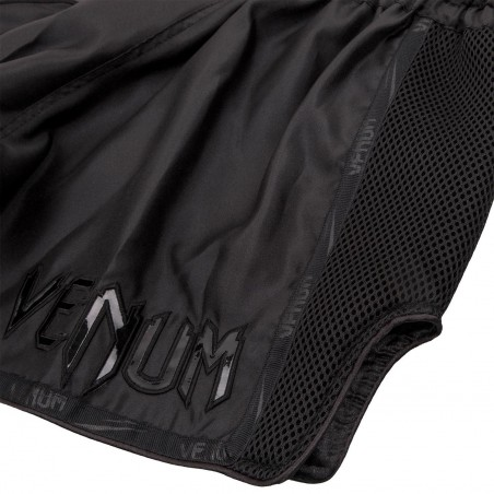 Venum Spodenki Muay-Thai Giant Czarne/Czarne 4