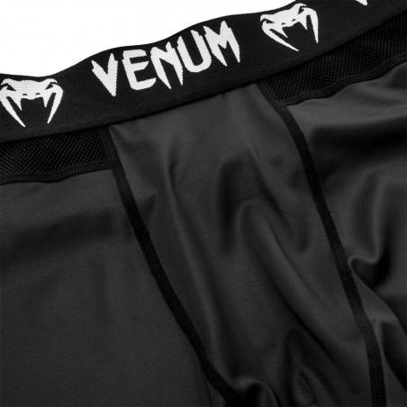 Venum Leginsy Contender 4.0 Czarne 4