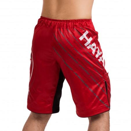 Hayabusa Spodenki MMA Chikara 4 Czerwone 3