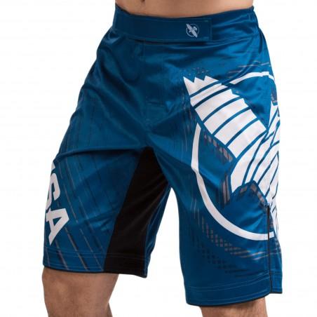Hayabusa Spodenki MMA Chikara 4 Niebieskie 1