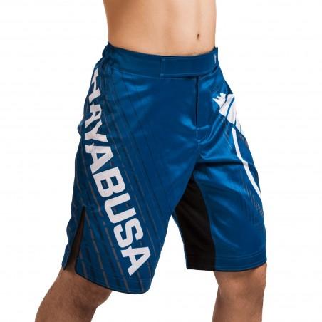 Hayabusa Spodenki MMA Chikara 4 Niebieskie 2