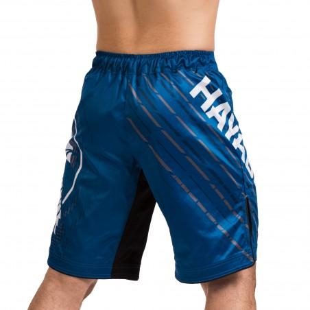 Hayabusa Spodenki MMA Chikara 4 Niebieskie 3
