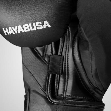 Hayabusa Rękawice bokserskie T3 Czarne/Czarne 7