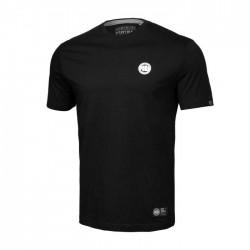 Pitbull T-shirt Small Logo 19 Czarny 1