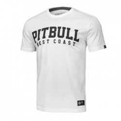Pitbull T-shirt Wilson Biały
