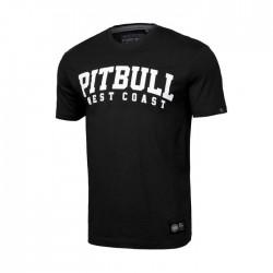 Pitbull T-shirt Wilson Czarny
