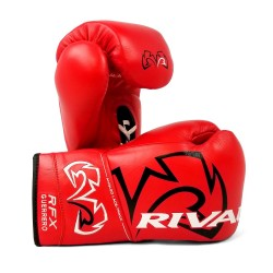 Rival Rękawice Bokserskie RFX-Guerrero Pro Fight HDE-F Czerwone 1