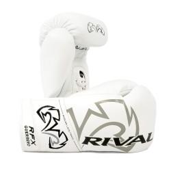 Rival Rękawice Bokserskie RFX-Guerrero Pro Fight HDE-F Białe 1