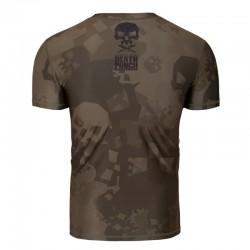 Extreme Hobby Rashguard Death Punch Krótki Rękaw 1