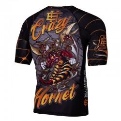 Extreme Hobby Rashguard Hornet Krótki Rękaw 1