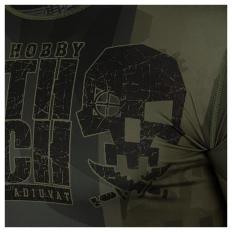 Extreme Hobby Rashguard Death Punch Długi Rękaw 3