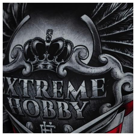 Extreme Hobby Rashguard Husarz Długi Rękaw Czarny 5