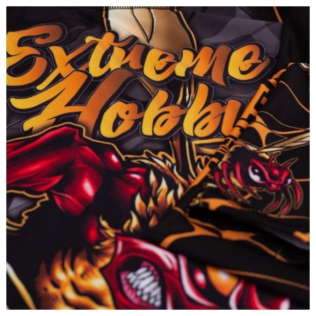Extreme Hobby Rashguard Hornet Długi Rękaw 6