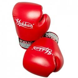 Yokkao Rękawice bokserskie Vertigo Czerwone 1