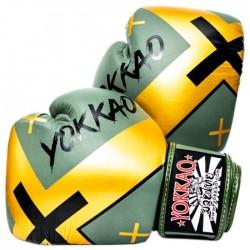 Yokkao Rękawice bokserskie X Zielone 1