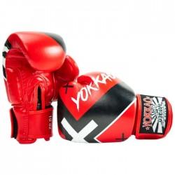 Yokkao Rękawice bokserskie X Czerwone 1
