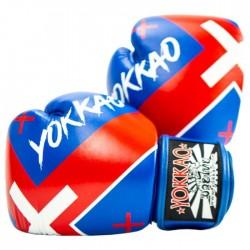Yokkao Rękawice bokserskie X Niebieskie 1