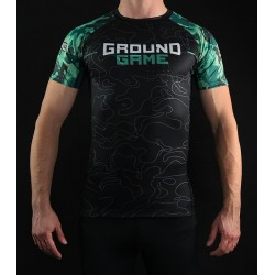 Ground Game Rashguard Moro 2.0