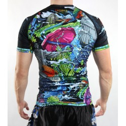Ground Game Rashguard Carioca