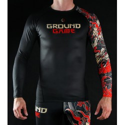 Ground Game Rashguard Yokai...