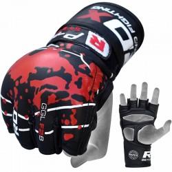 RDX Rękawice do MMA GGL-F2B