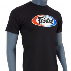Fairtex T-shirt TS4 Czarny