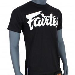Fairtex T-shirt TS7 Czarny