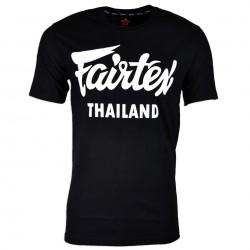 Fairtex T-shirt TST56 Czarny
