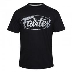 Fairtex T-shirt TST148 Czarny