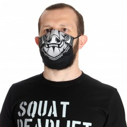 Poundout Maska Ochronna Guziec