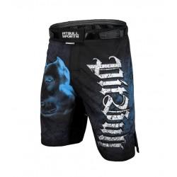 Pitbull Spodenki MMA BED IV