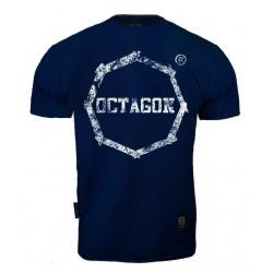 Octagon T-shirt Logo Smash...