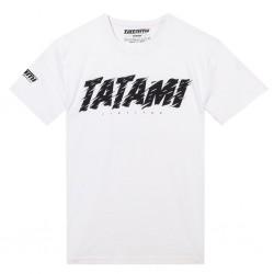 Tatami T-shirt Static Biały