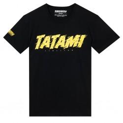 Tatami T-shirt Static Czarny