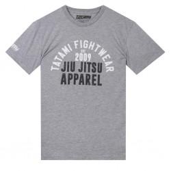 Tatami T-shirt Retro Szary