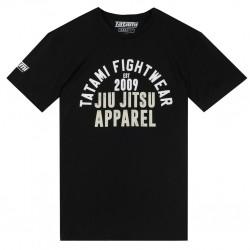 Tatami T-shirt Retro Czarny