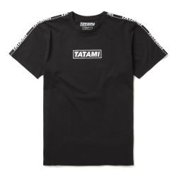 Tatami T-shirt Dweller Czarny