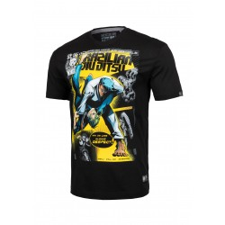 Pitbull T-shirt BJJ Comics...