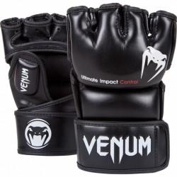 Venum Rękawice MMA Impact Czarne 1