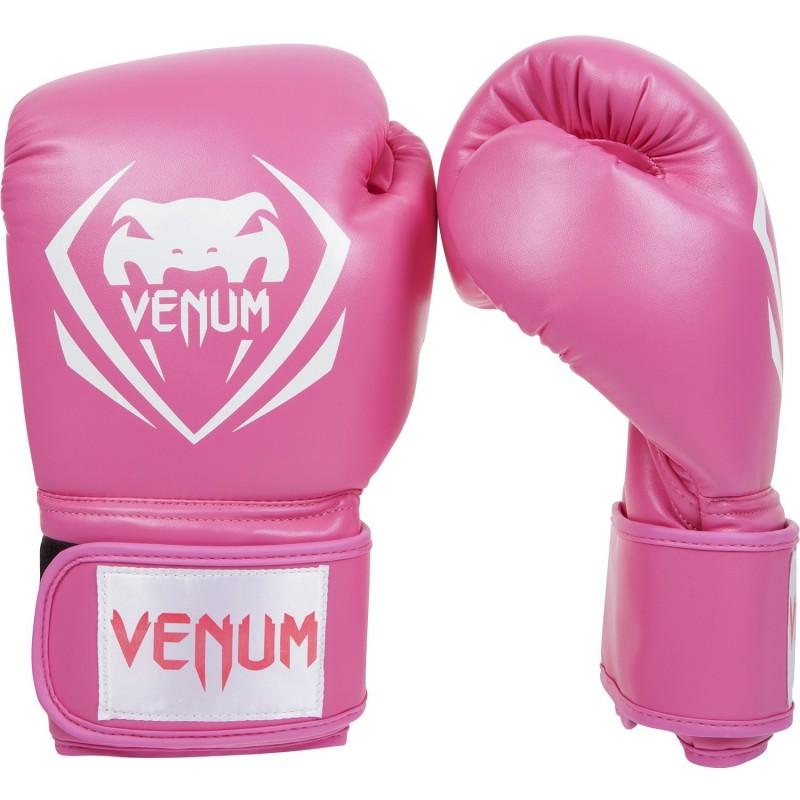 Venum Rękawice bokserskie Damskie Contender Różowe