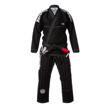 Tatami Kimono/Gi Damskie Estilo 5.0 Czarne/Srebrne 2