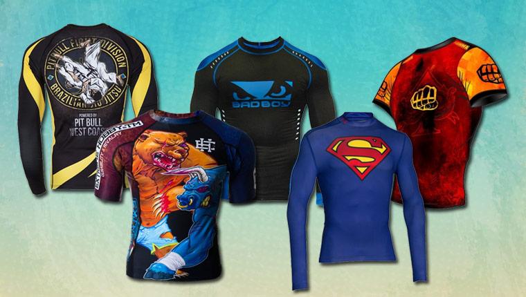 Rashguard a koszulka termoaktywna – zastosowanie, technologia, różnice.